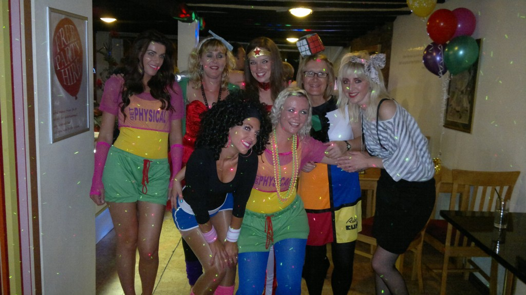 Theme parties in Hull Goole Hornsea Withersea Bridlington