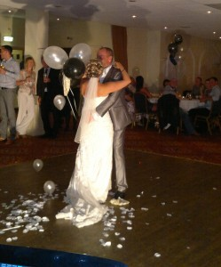 wedding DJ at the cave castle east yorkshire South cave Hull