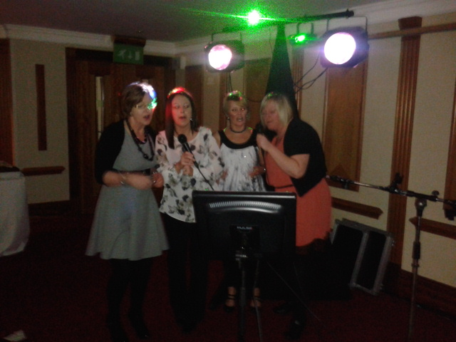 Karaoke DJ Hull Disco Mercure Hull Royal Hotel wedding DJ
