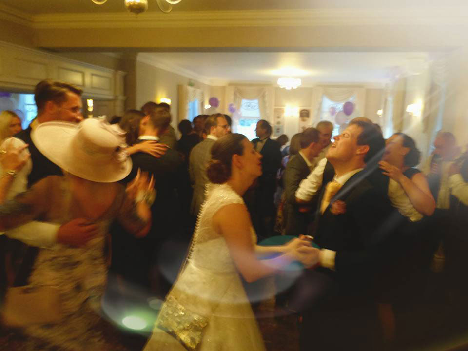 rowely manor wedding DJ Hull & East Yorkshire