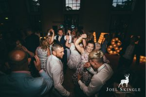 Hull's best wedding DJ Rise Hall