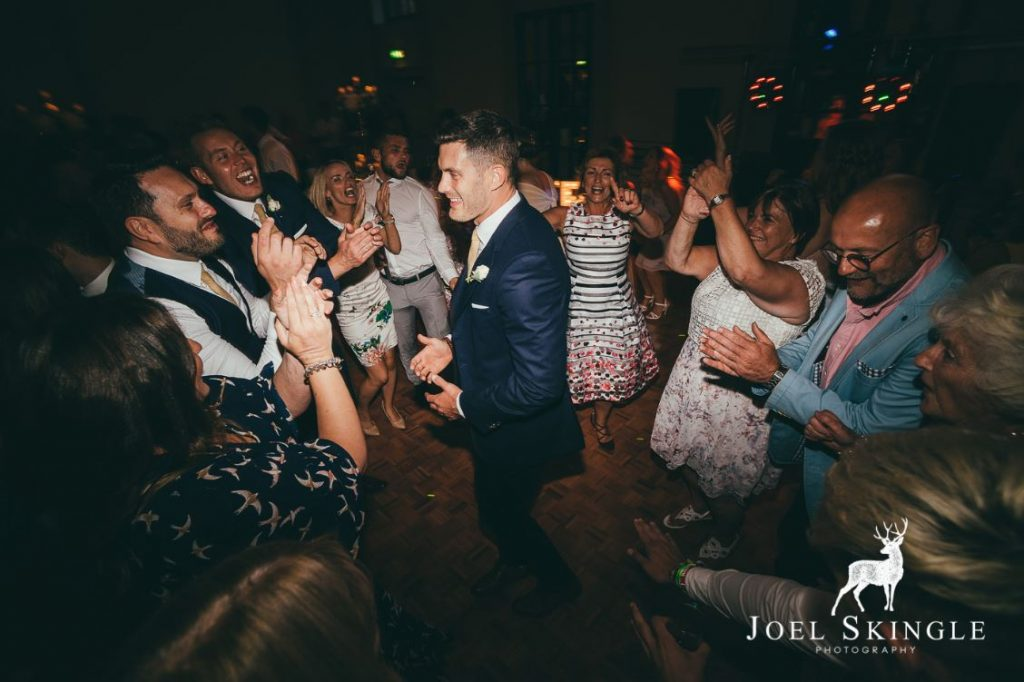 Rise Hall wedding DJ best in Hull Yorkshire
