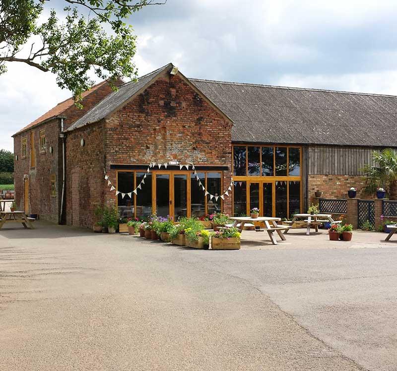 barmby moor barns wedding venue Yorkshire DJ