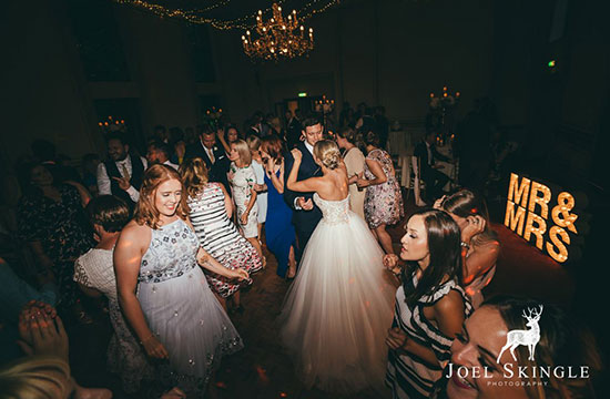 east Yorkshire wedding DJ Hull Beverley
