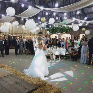 Sledmere house East Yorkshire wedding dj disco